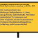 Einstimmig verabschiedet: Deutsche Burschenschaft in Marburg nicht erwünscht …