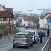 Weiße Ostern 2013 in Stadt, Land und Fluß