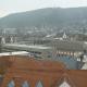 Grau über den Dächern von Marburg