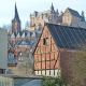 Ein Marburger Schlossblick im März