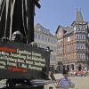 In Marburg brummt und summt es: Tagungen, Touristenscharen und Stadtführungen zuhauf