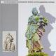 Fünf Marburger Tugenden: Catharina Graepler beleuchtet Hintergründe und Restaurierung
