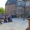 Fünf Tugenden und ein neuer Platz in Marburg
