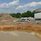 Richtfest, Baustellenstopp und Bauen im Betrieb