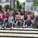 Schüler des Beruflichen Gymnasiums auf Goethes Spuren