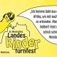Name für das Maskottchen zum Landeskinderturnfest 2014 in Marburg gesucht