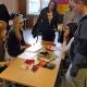 Schüler informieren über Ausbildungsgänge