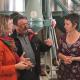 Aktiver Klimaschutz im Landkreis – Strohpelletierungsanlage eingeweiht