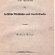 Sezession des Marburger Geschichtsvereins gescheitert