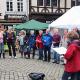 Aktiv für einen nachhaltig gedeckten Tisch – Erfolgreicher Aktionstag auf dem Marburger Marktplatz