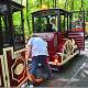 Fahrerlaubnis vom TÜV Hessen für Tour zum Schloss