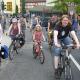 Demo für ein anderes Marburg – Räder geben den Takt und legen Stadtautobahn still