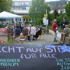 Fotos für Wohnalternativen, Platzbesetzung und Camp als Forum