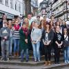 Bauarbeiten an 'Haus Frielendorf' mit Freiwilligen im Stadtwald gehen weiter