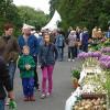 Zwei Tage Pflanzenmarkt im Botanischen Garten