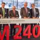 CSL-Behring startet Produktionssupport- und Laborgebäude M240