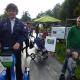 Umweltaktionstag in Marburg – Nach dem Regen strömten die Besucher