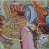 Im Kunstverein: Künstlergespräch mit Ulysses Belz zu seinen Arbeiten in der Ausstellung art @ science