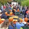 Orange Invasion im Botanischen Garten Marburg – Vom Herbstfest und dem großen Kürbisschnitzen