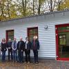 Tagungshaus im Freizeitgelände Stadtwald übergeben