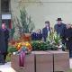 9. November in Marburg – Besinnung im Garten des Gedenkens