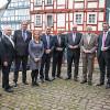 Bild des Monats November 2014 – Verhandlungen über den KFA in Marburg