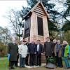 Glockenturm in Dagobertshausen eingeweiht