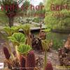 Präsentation zum 'Kalender Botanischer Garten 2015' jetzt im Garten-Café