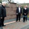 Urnenwand in Cappel auf altem Friedhof eingeweiht