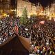 Antigida-Demonstration in Marburg –  Tausende in der Innenstadt auf den Beinen