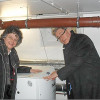 Modernisierung Zwölf Wohnungen im Waldtal – Blockheizkraftwerk versorgt Hausgemeinschaften mit Strom und Wärme