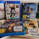 Stadtbücherei Marburg: Die Konsolenspiele PS3, PS4, Wii und Wii U in der Ausleihe