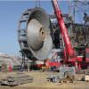 Veranstaltung in Lauchhammer gibt Einblick in die Herstellung der größten Maschinen der Welt