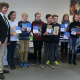 Stadtentscheid des Vorlesewettbewerbs erbringt sieben Gewinner für das Jahr 2015