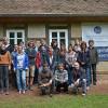 Dank an Jugendliche für Sanierung Fachwerkhaus im Stadtwald
