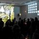 MOSH im Kunstverein – Inszenierungen ritualisierter Aggression von Nik Nowak und Moritz Stumm