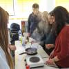 Schüler der Kaufmännischen Schulen geben Einblicke rund um das Thema Ernährung