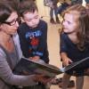 Öffentliche Bücherei für Kinder im Familienzentrum Gedankenspiel eröffnet