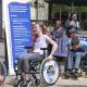 Mit und ohne Behinderung in Aktion für Gleichstellung und Inklusion