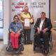 MS-Selbsthilfgruppen für 'Run for Help' vom Hessischen Kultusminister ausgezeichnet