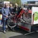 Mit der Linie F7 im Fahrradbus auf die Lahnberge – Stadtwerke hoffen auf stärkere Nutzung