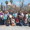 Marburger Jugendliche beim Internationalen Tag des Buches in Barcelona