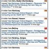 Wer, Was von Wo – LeserInnen des Marburger Online-Magazins aus vielen Ländern