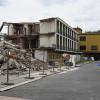 Baudenkmal wird abgebrochen – Bagger geben Klinik Sonnenblick den Rest