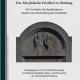 Buch zu dem vom Vergessen bedrohten Alten Jüdischen Friedhof in Marburg