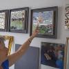 Sonntags Kunsta(u)ktion bei Hagen-Mosaik in der Ketzerbach