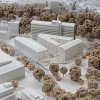 Entwurf für Neubau Dokumentationszentrum für Kunstgeschichte – Bildarchiv Foto Marburg ausgewählt