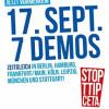 Diskussionsabend TTIP – Wo stehen wir? MdB Sören Bartol lädt mit Kollegen ein