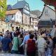 Stadtmauerreste, Mühle und eine altes Schloss – Steine als gelebte Geschichte