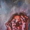 Finissage zur Ausstellung Alina Fontain MenschenBilder am 25. November im Schwanhof Marburg